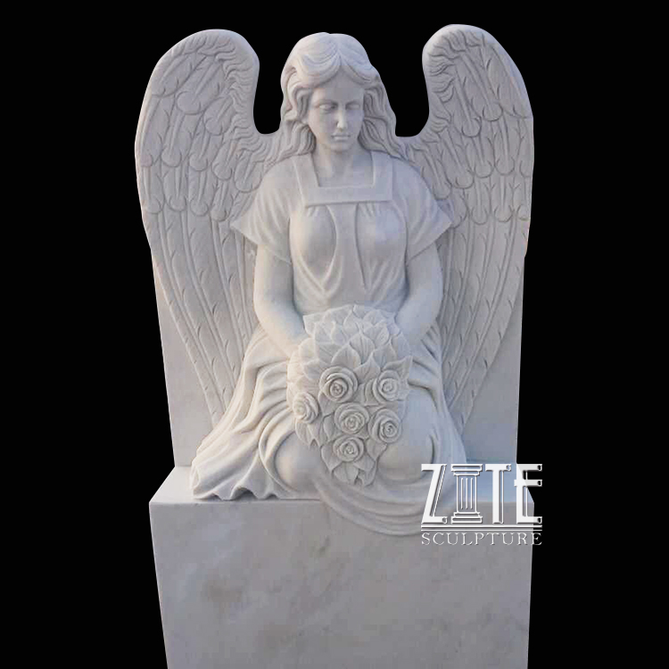 High Quality Marble Hand Carved stone granite monument
