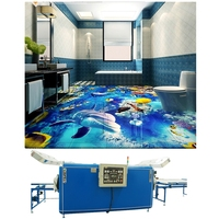 3d ceramic floor tile making machine for small business