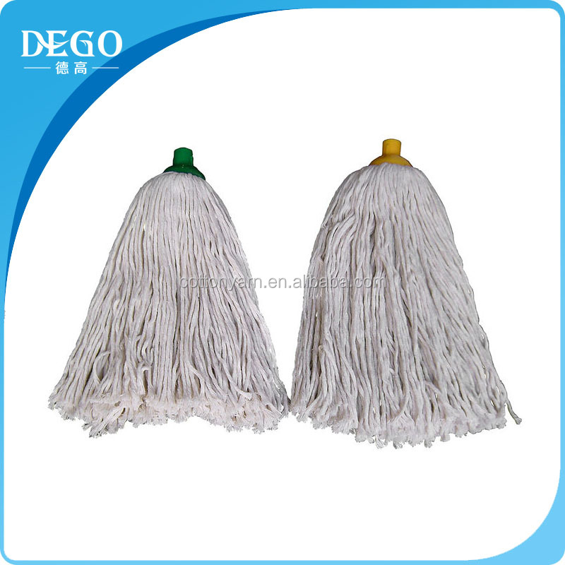wholesale price dirt cheap usable 100% cotton mop head