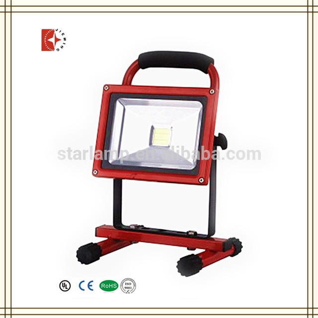 ceul listed 240v 20w portable led flood light energy saving model waterproof work lamp