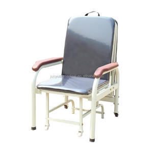 alibaba extend hospital bed foldable accompany hospital chair for patient
