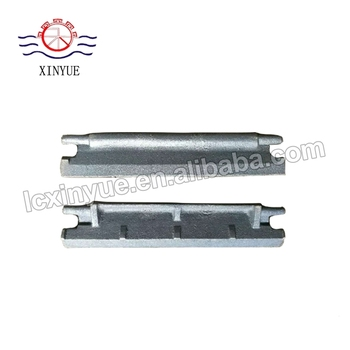 Newest boiler parts grate bar burner can customize
