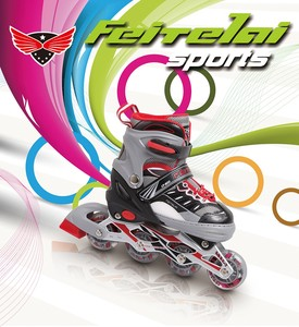 Popular adults roller electric skating orbit wheels youth inline hockey skates
