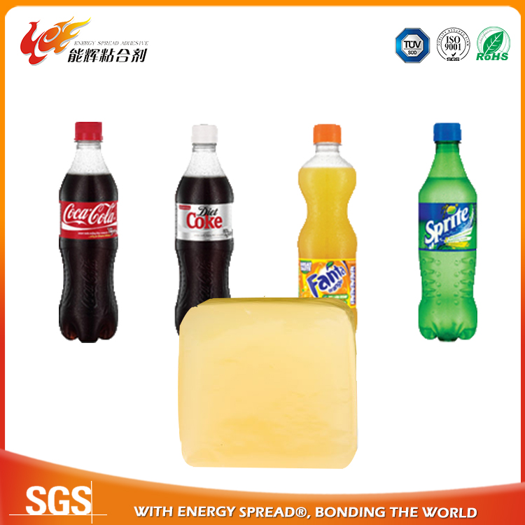 top quality hot melt adhesive thermo glue for beverage bottle labeling