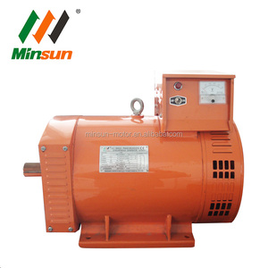 ST 220v 5kva 1500rpm 5kw single phase alternator price