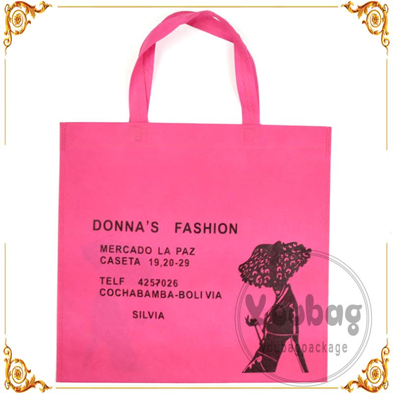 cute d cut bags high standard promotional recycled tote reusable shopping pp non woven various size nonwoven bag