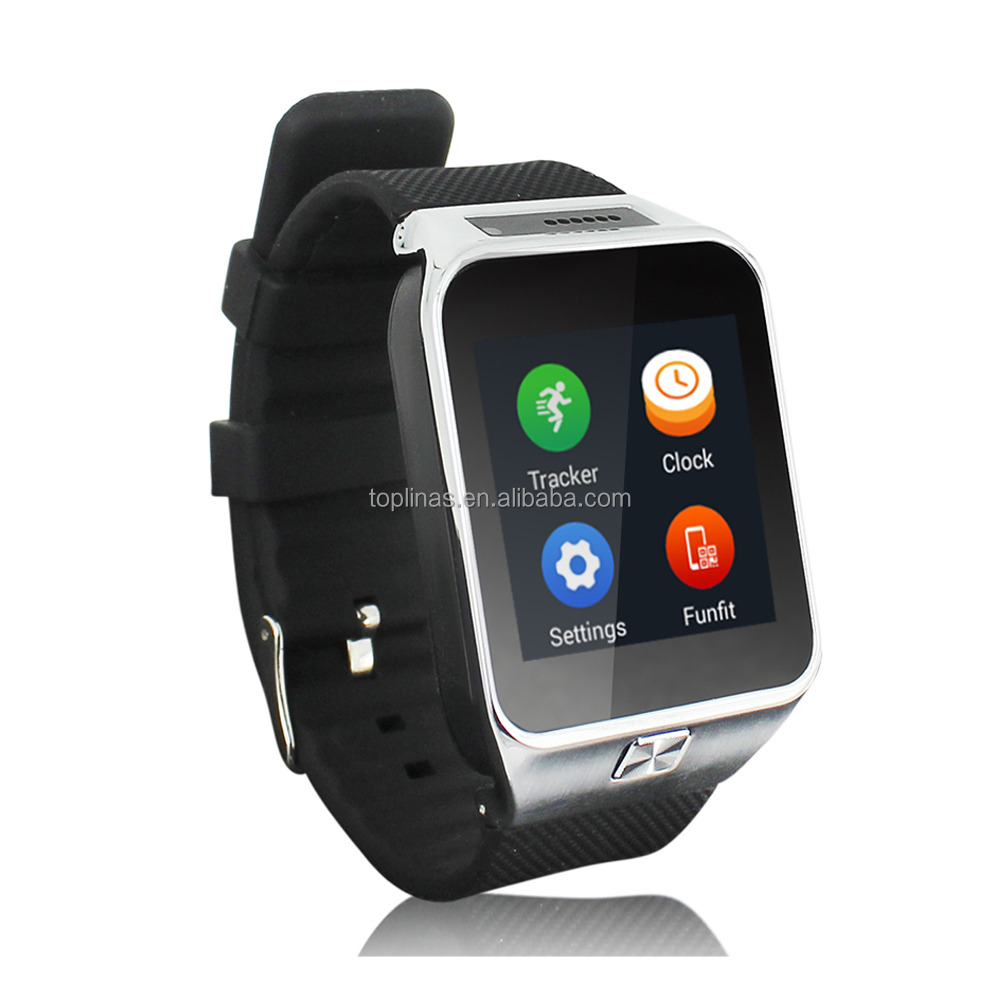 2017 New 3G 4G Android Smart Watch Phone With GPS WIFI