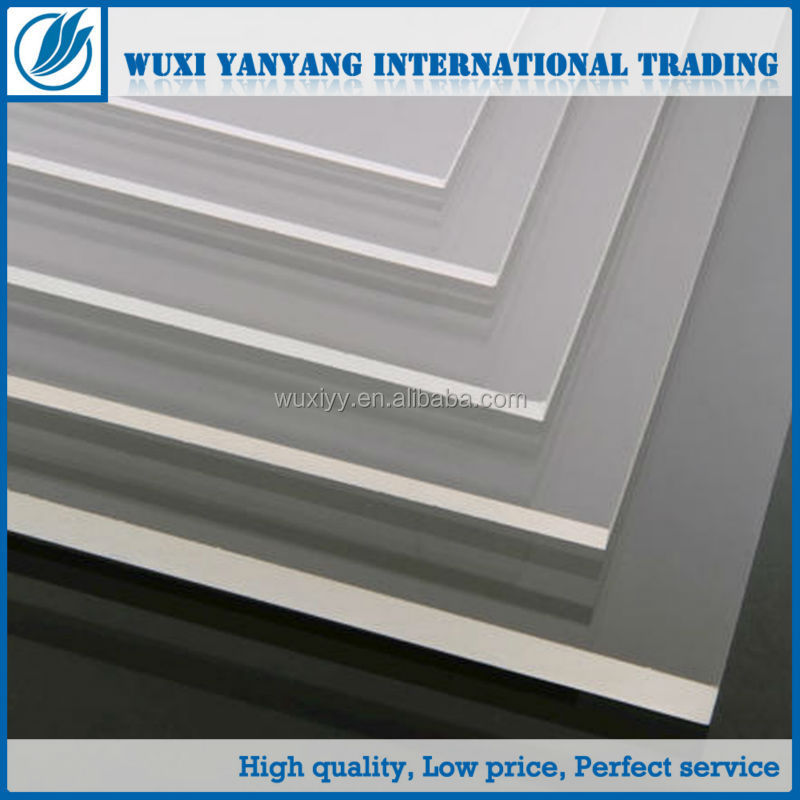 High quality low cost factory direct sales frosted acrylic sheet