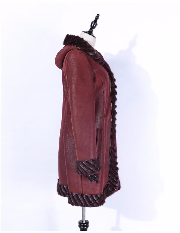 Eachoo Style Australien Femme Manteau De 100 Cachemire Long Chaud OrHOqpw