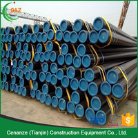 DIN ASTM ST52 seamless steel pipes&tubes