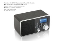 BC-800WF DAB+/ Wifi /Bluetooth Internet World factory