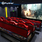 FuninVR 5D 7D 9D 12D Cinema Hydraulic And Electric System 5d 7D Theatre Set Up Cost In India