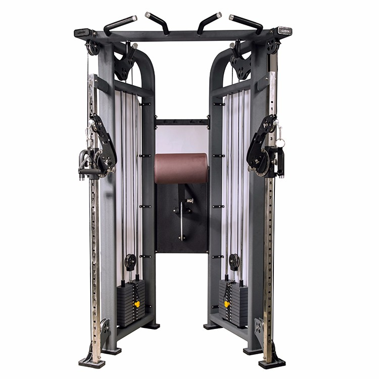 fitness cable crossover machine