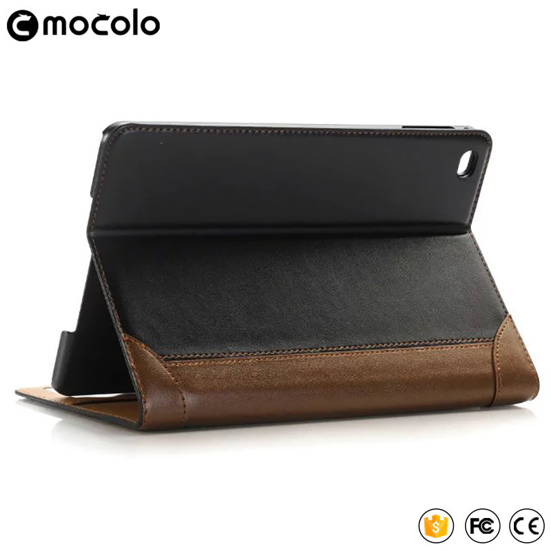 New 2016 Leather case for iPad Pro 9.7 Inch, 12.9'' Leather cover for iPad Pro Mini, Leather case for iPad Air 3