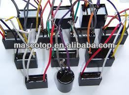 5 Wire Ceiling Fan Capacitor Buy Ceiling Fan Wiring