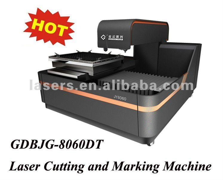 2012 New Version Laser Cutting Machine For Metal
