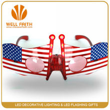 Flag shape sunglasses for World cup