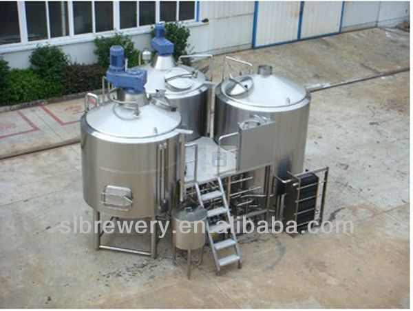 1000l free training micro beer brewing system