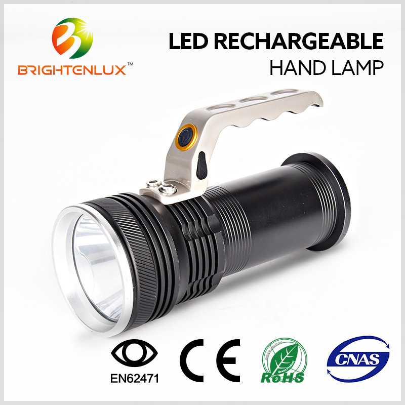 China Factory Supply High Power R4 Led Hand Lamp, Led Draagbare, Oplaadbare Hand Lamp Lantaarn Lampen En Lantaarns
