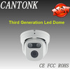 1.0MP full HD Dome camera 720p LED array cctv Camera low price cctv dome camera new products