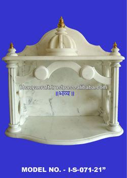 Marble Wooden Temple,Altar,Mandir - Buy Marble Temple,Mandir ...