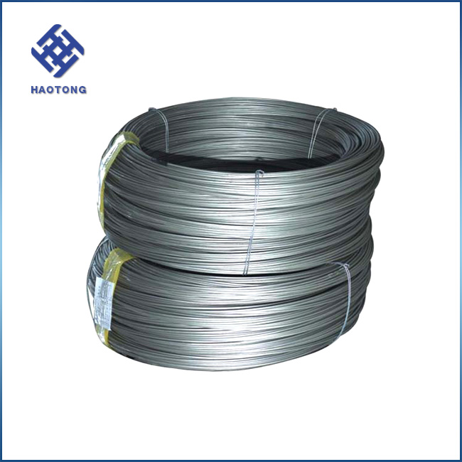China direct factory supply high quality galvanized binding wire gauge 21 for sale