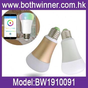 New Hot Selling Products Rotating Rgb Led Bulb Wifi,H0tgg Wifi ...