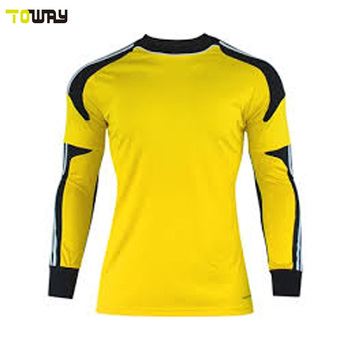 038068a66 Wholesale Blank Soccer Jersey Goalkeeper Shirt China - Buy Wholesale ...