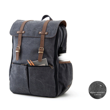DBCZ001 Wholesale Fashion Waterproof Canvas Diaper Backpack Bag For Baby Mommy and Daddy