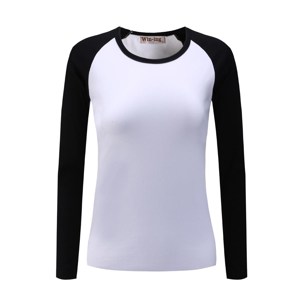 693622ec9e585 Barato al por mayor de las mujeres camiseta de alta calidad o-Cuello chica  Camisetas