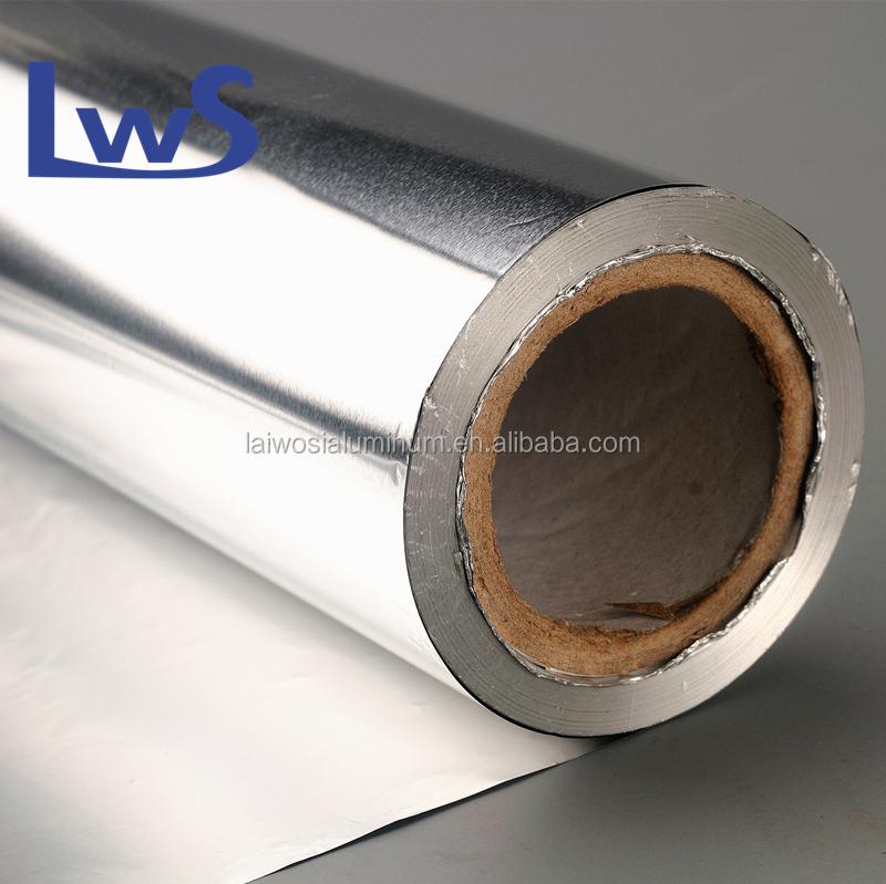 thickness of aluminum foil