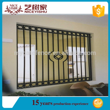 Wrought Iron Window Grill Design For Safety China Cheap
