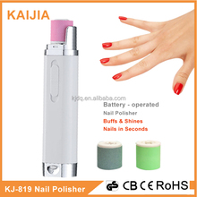 battery operated nail shaper
