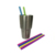 Food Grade Reusable Flexible Silicone Drinking Straw