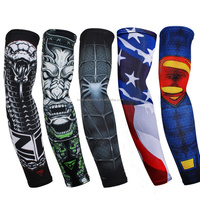 Guangzhou Wholesale Fashionable Design Nylon Neoprene Tattoo Slim Arm Sleeve