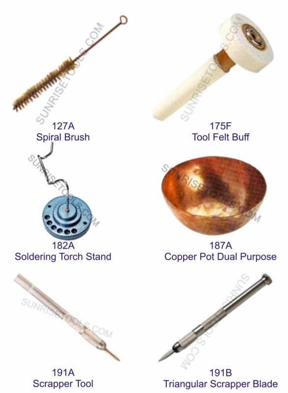 Copper Pot Dual Purpose, Soldering & Desoldering Paste, Jewelry tools