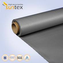 0.4mm Fiberglass Fireproof Thermal Insulation Fire Resistant Fabric