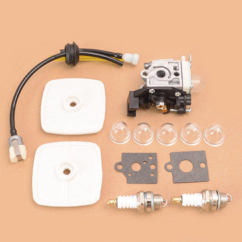 E-accexpert Replacement for Carburetor with Repower Maintenance Kit for ECHO GT225 GT225i GT225L PAS225 PE225 PPF225 SHC225 SRM225 SRM225U Trimmer