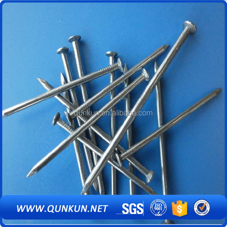 15/16 Degree - Wire Collation Galvanized ring shank Coil Roofing <strong>Nails</strong>