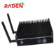 shenzhen pc fanless computer Intel 7th mini Pocket pc desktop PC Celeron 3865U HTPC