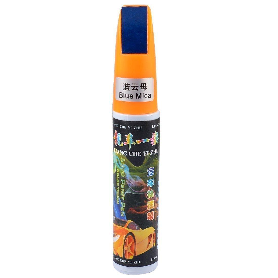 BARGAIN HOUSE Car Repair Touch-Up Paint Pen Car Auto Scratching Repair Touch Up Paint Pen Blue Car Repair Tool