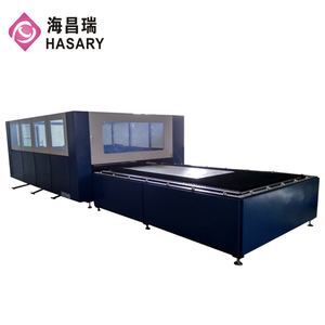 High speed galvanised steel coil laser cut machine in low price