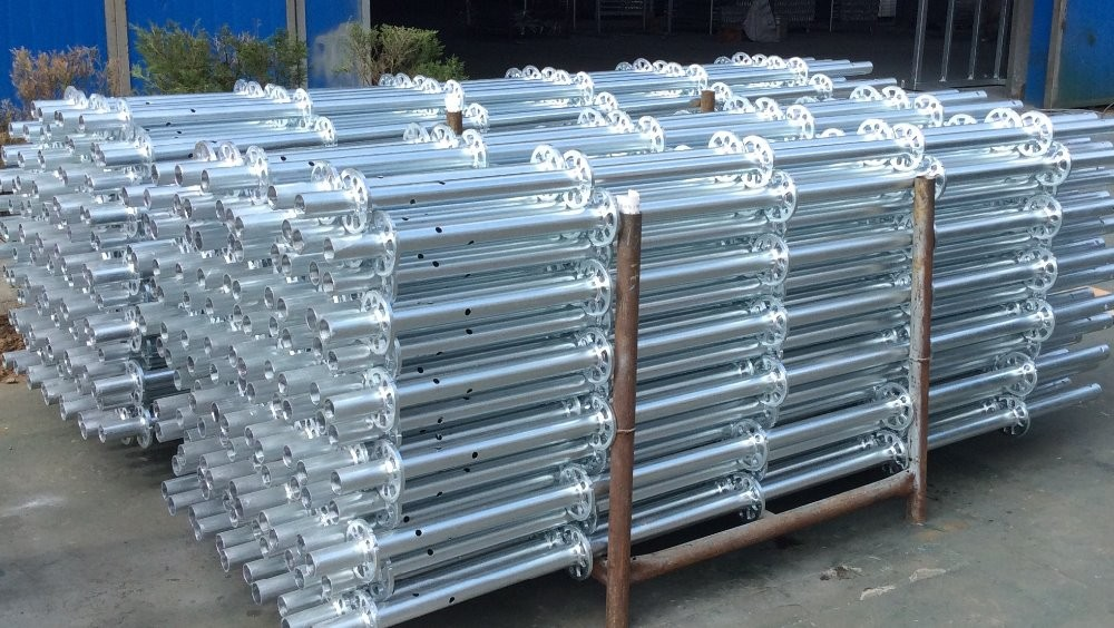 Aluminum Walk Board Manufacturers Mail: Used Scaffolding Material Q235 Ring Lock Scaffolding For
