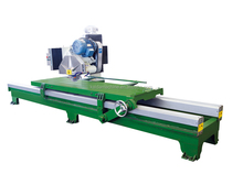 Manual edge granite or marble slabs sawing machine/ stone edge cutter SYQJ-400/600