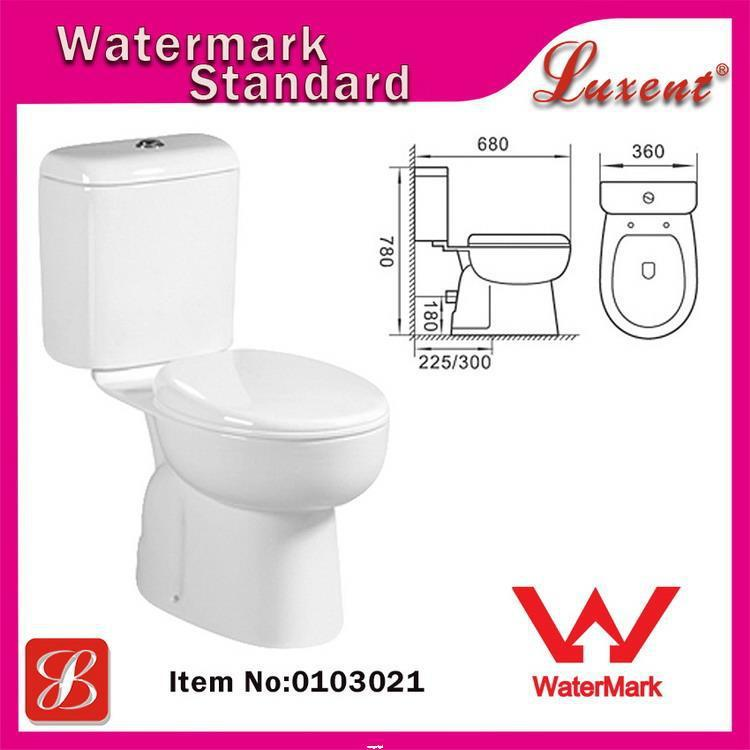 Cheap stainless steel Europe toilet