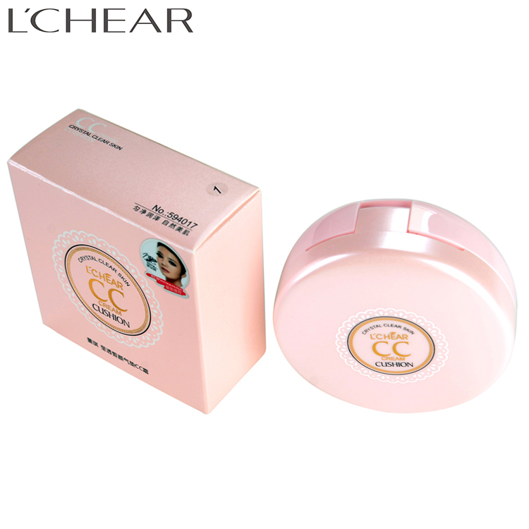594017 LCHEAR brand factory sale low price OEM Cosmetic organic cc cream Best Face Base Makeup CC Foundation cream