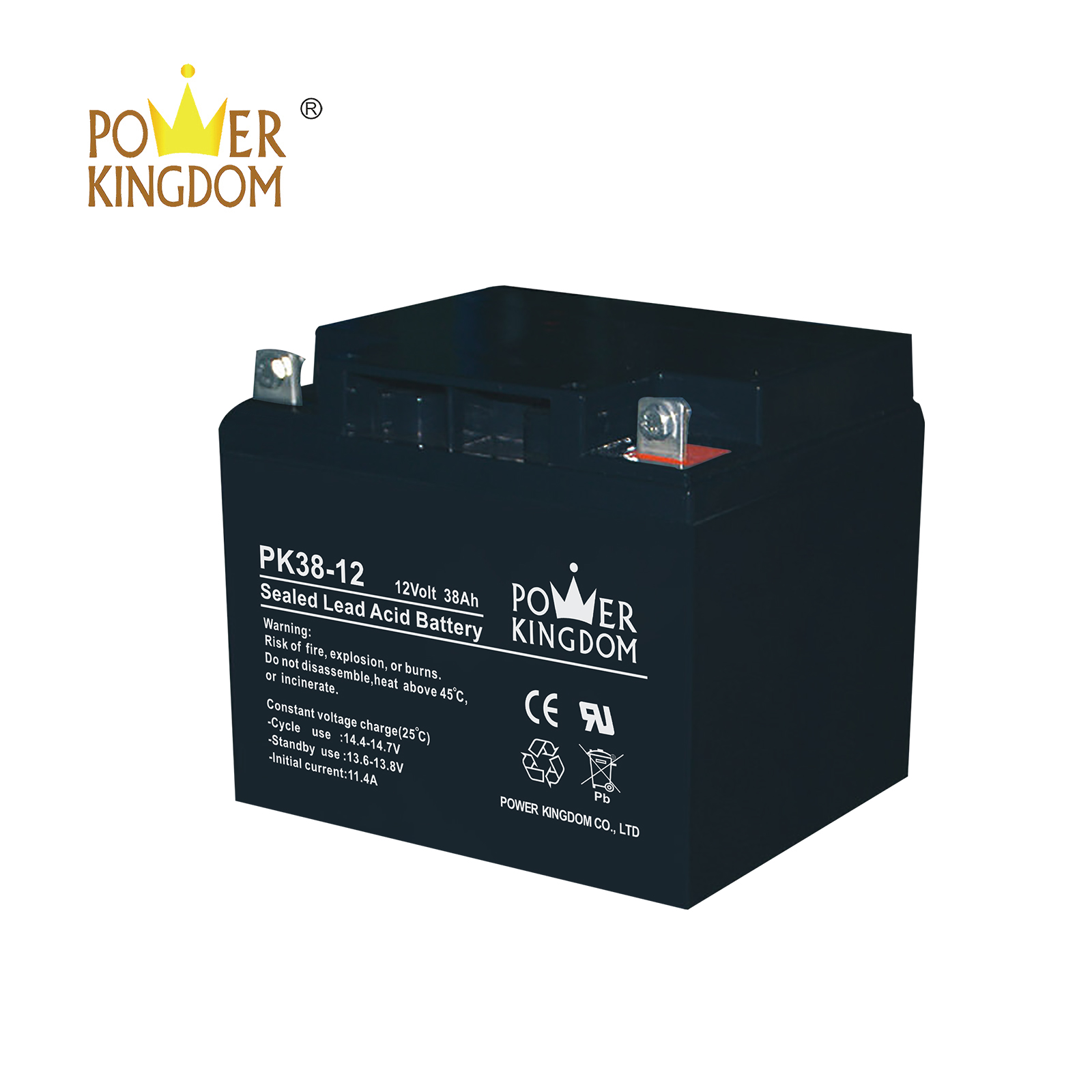 Power Kingdom Custom mf superior gel battery factory price solar and wind power system-2