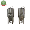 1000L stainless steel beer fermentation/fermenter/fermentor tanks/equipment/barrel