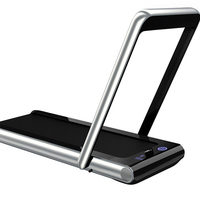 Exercise commercial smart foldable desk electric home treadmill