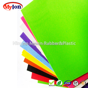 Paper Cutting Flexible Elastic EVA Foam Sheet